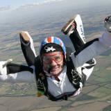 Flying above Langar