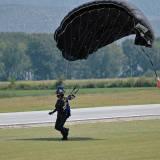 Camera Flyer Landing