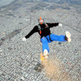 Exhibition jump
