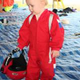 Anastasia - ready for skydive