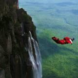 WS at the Angel Falls