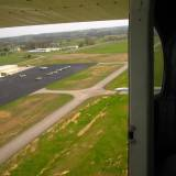 Skydive KY DZ from above runway