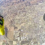first wingsuit jump