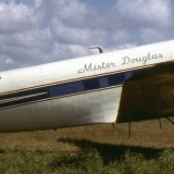"The famed DC-3 ""Mister Douglas""."