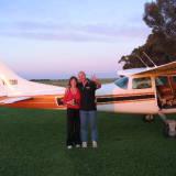 Lower Light DZ Owner & Plane