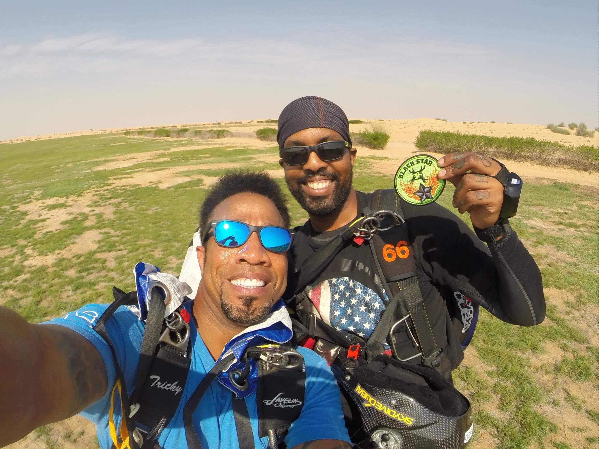 Team Blackstar Skydivers
