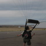 Scooter landing a student rig