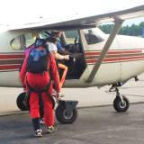 Cessna AFF- West Point Birthday Boogie
