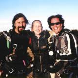 Tony, Lacey and I
