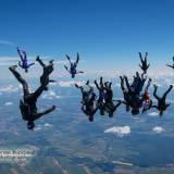 Parachute Montréal HD Canadian Record