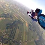 Parachute Montréal Rodeo/Track Jump
