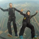 Heli jump