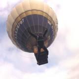My first hot-air balloon jump