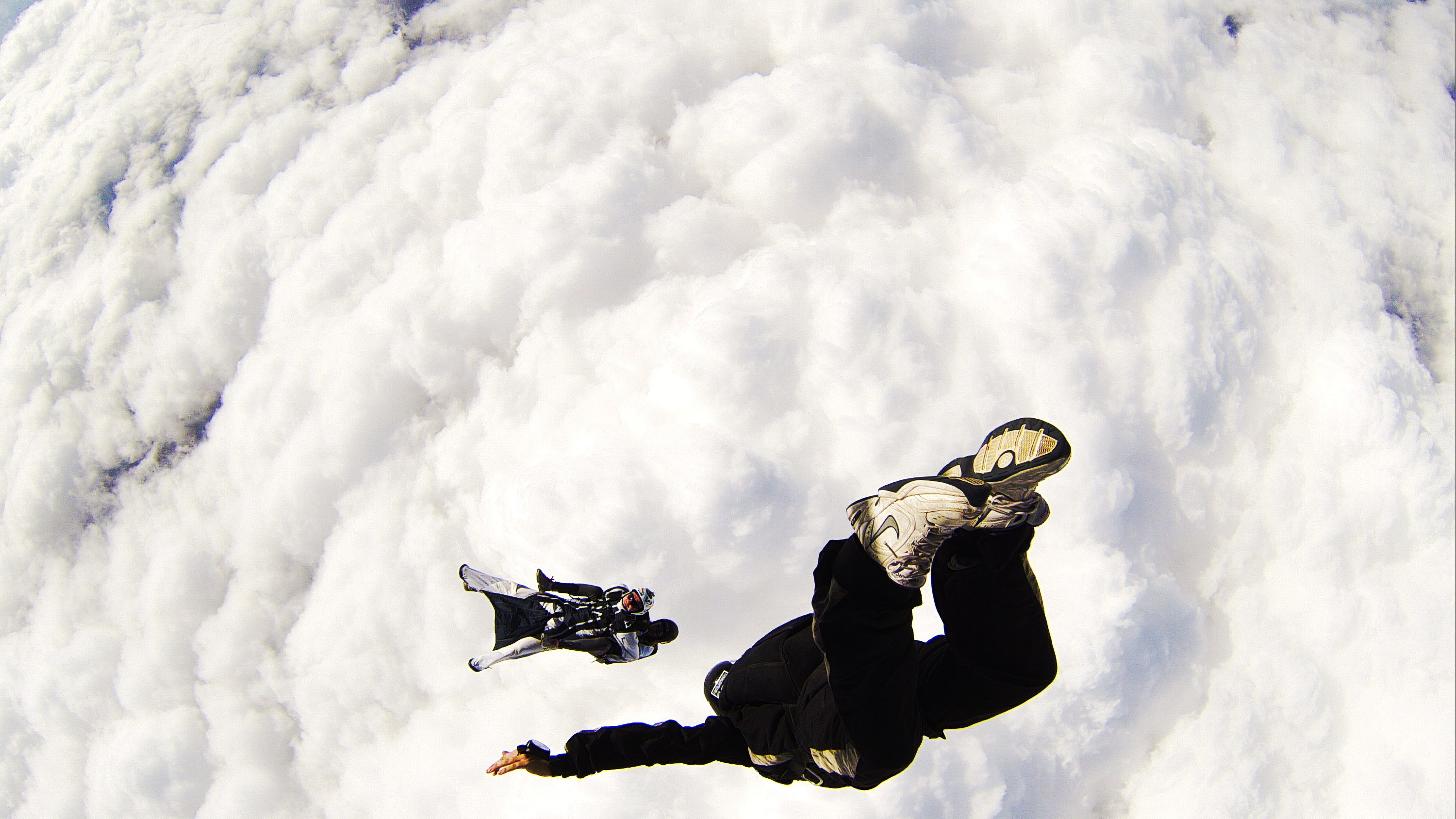 Wingsuit Rodeo Tracking Dive