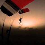 Sunset Canopy Flight