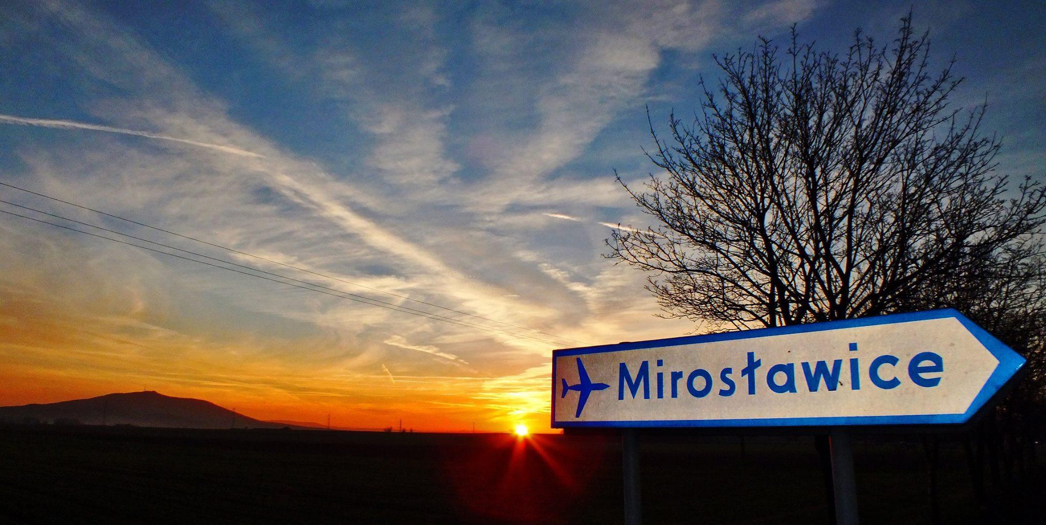 Welcome to Mirosławice ;)