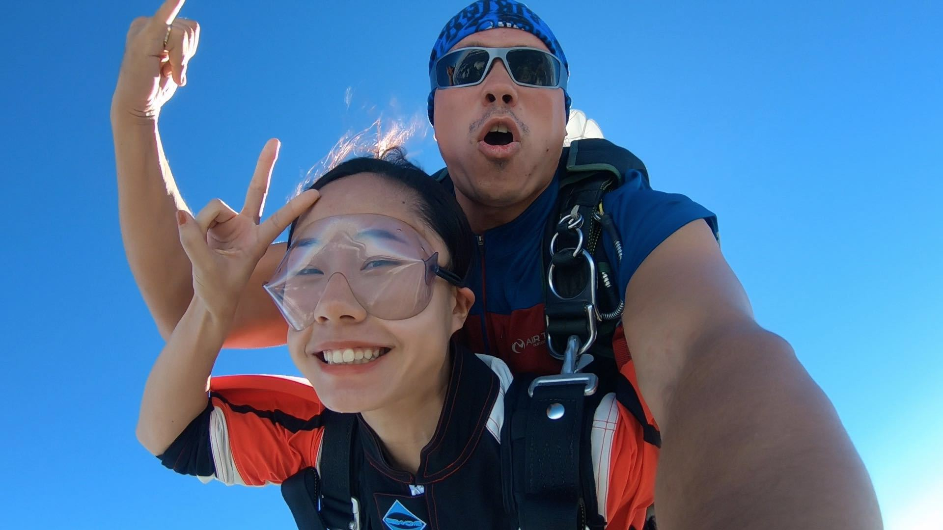 Skydive for 20th birthday