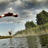 Skydive Skåne Swoop Lake