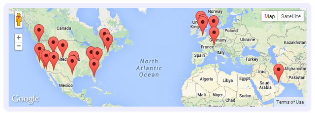 Map Of Drop Zones In France.Wind Tunnel Listings Added To Dropzone Com News Dropzone Com