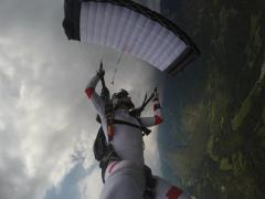 Bovec Skydive with Rave 100 (Paraavis)