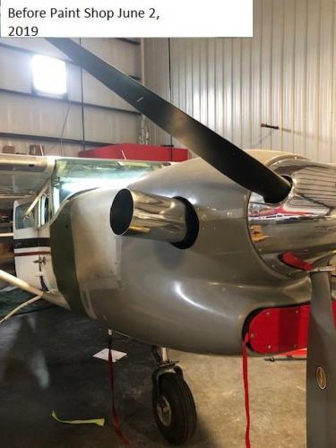 Cessna 206 PT6-21 Turbine Conversion: with Factory New (!) Pratt