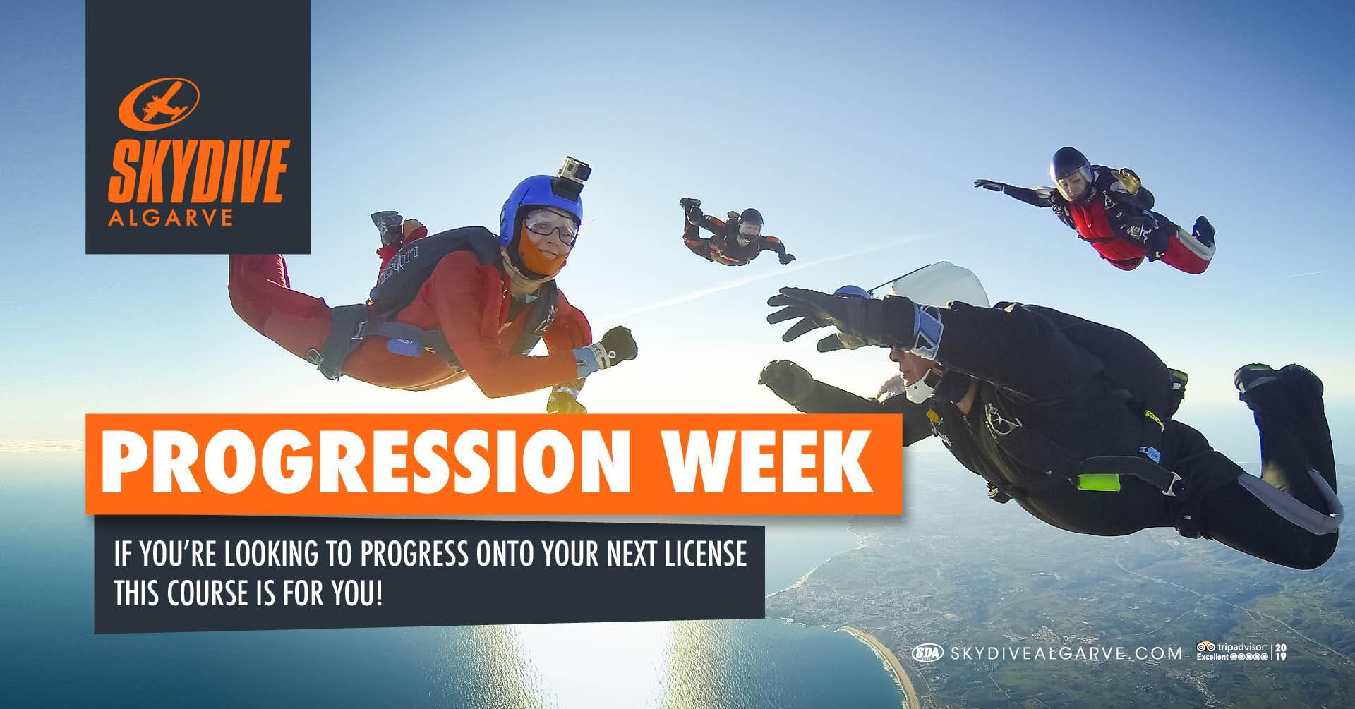 Progression Week