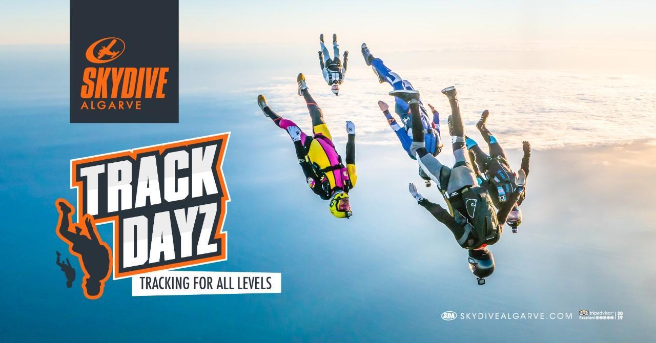 Skydive Algarve Track Dayz