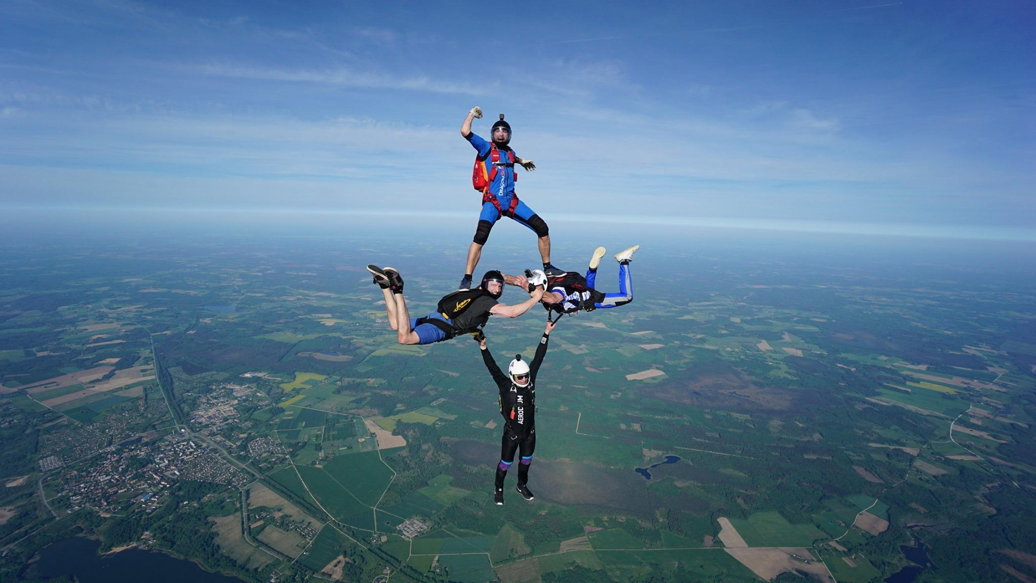 Skydiving Glossary - Safety - Dropzone.com