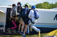4 boys practice exit caravan.JPG